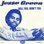 Coverafbeelding Jesse Green - Will You, Won't You