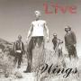 Coverafbeelding Live - Wings