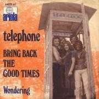 Coverafbeelding Telephone - Wondering