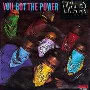 Coverafbeelding War - You Got The Power