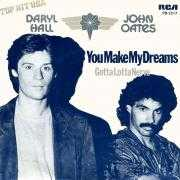 Coverafbeelding Daryl Hall & John Oates - You Make My Dreams