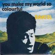 Coverafbeelding Daniel ((Sahuleka)) - You Make My World So Colourful