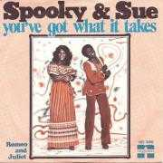 Coverafbeelding Spooky & Sue - You've Got What It Takes