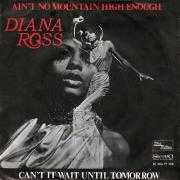 Coverafbeelding Diana Ross - Ain't No Mountain High Enough