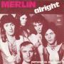 Coverafbeelding Merlin - Alright