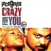 Coverafbeelding Incognito featuring Chyna - Crazy For You