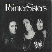 Coverafbeelding Pointer Sisters - Don't Walk Away