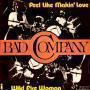 Coverafbeelding Bad Company - Feel Like Makin' Love