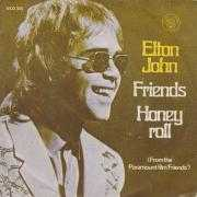 Coverafbeelding Elton John - Friends
