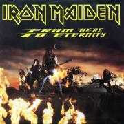 Coverafbeelding Iron Maiden - From Here To Eternity