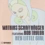 Coverafbeelding Mathias Schaffhäuser featuring Rob Taylor - Hey Little Girl