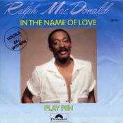 Details Ralph MacDonald - vocals Bill Withers - In The Name Of Love