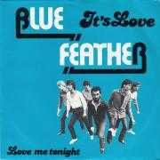 Coverafbeelding Blue Feather - It's Love