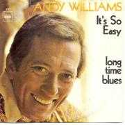 Coverafbeelding Andy Williams - It's So Easy
