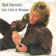 Coverafbeelding Rod Stewart - Just Like A Woman