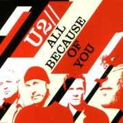 Coverafbeelding U2 - All Because Of You