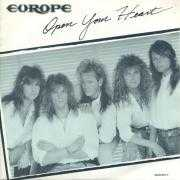 Details Europe - Open Your Heart