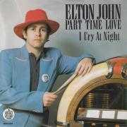 Coverafbeelding Elton John - Part Time Love