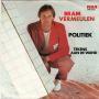 Coverafbeelding Bram Vermeulen - Politiek