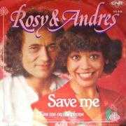 Coverafbeelding Rosy & Andres - Save Me