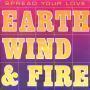 Coverafbeelding Earth Wind & Fire - Spread Your Love