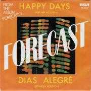 Details Forecast - Happy Days (Hip Hip Hooray)