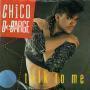 Coverafbeelding Chico Debarge - Talk To Me