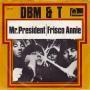 Coverafbeelding DBM & T - Mr. President