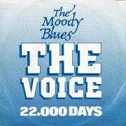 Coverafbeelding The Moody Blues - The Voice
