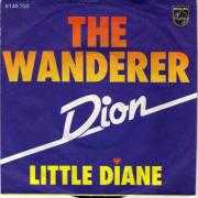 Coverafbeelding Dion - The Wanderer