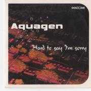 Details Aquagen - Hard To Say I'm Sorry