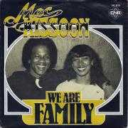 Coverafbeelding Mac Kissoon featuring Kathy - We Are Family