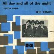 Details The Kinks - All Day And All Of The Night