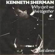 Coverafbeelding Kenneth Sherman - Why Can't We Live Together