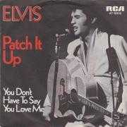 Coverafbeelding Elvis - You Don't Have To Say You Love Me