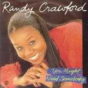 Coverafbeelding Randy Crawford - You Might Need Somebody