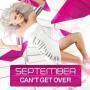 Details September ((SWE)) - can't get over [UK Radio Edit]