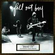 Coverafbeelding Fall Out Boy featuring John Mayer - beat it
