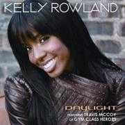 Coverafbeelding Kelly Rowland featuring Travis McCoy Of Gym Class Heroes - Daylight