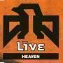 Coverafbeelding Live - Heaven