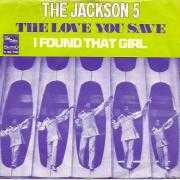 Coverafbeelding The Jackson 5 - The Love You Save