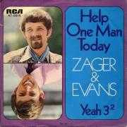 Coverafbeelding Zager & Evans - Help One Man Today
