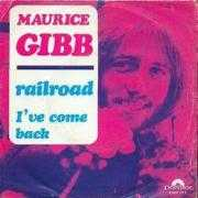 Coverafbeelding Maurice Gibb - Railroad