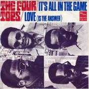 Coverafbeelding The Four Tops - It's All In The Game