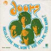 Details Doors - Hello, I Love You, Won't You Tell Me Your Name?