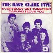 Coverafbeelding The Dave Clark Five - Everybody Get Together