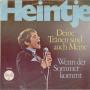 Coverafbeelding Heintje - Deine Tränen sind auch Meine