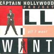 Coverafbeelding Captain Hollywood Project - All I Want