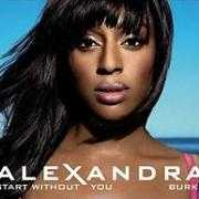 Coverafbeelding Alexandra Burke - Start without you
