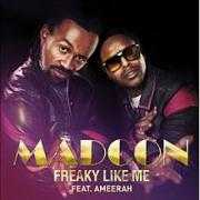 Coverafbeelding Madcon feat. Ameerah - Freaky like me